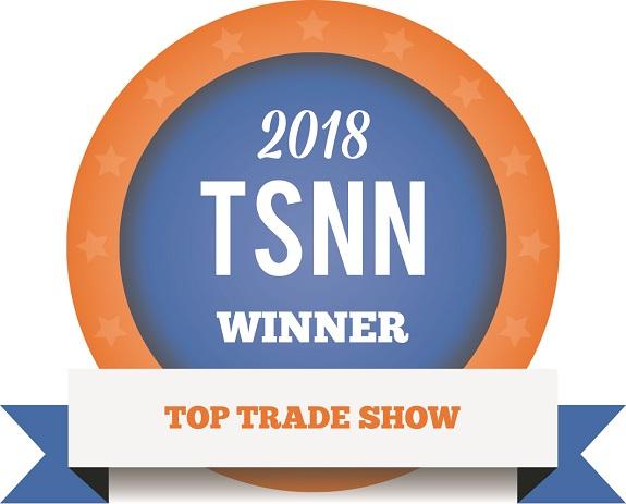 TSNN 2018 Winner Badge